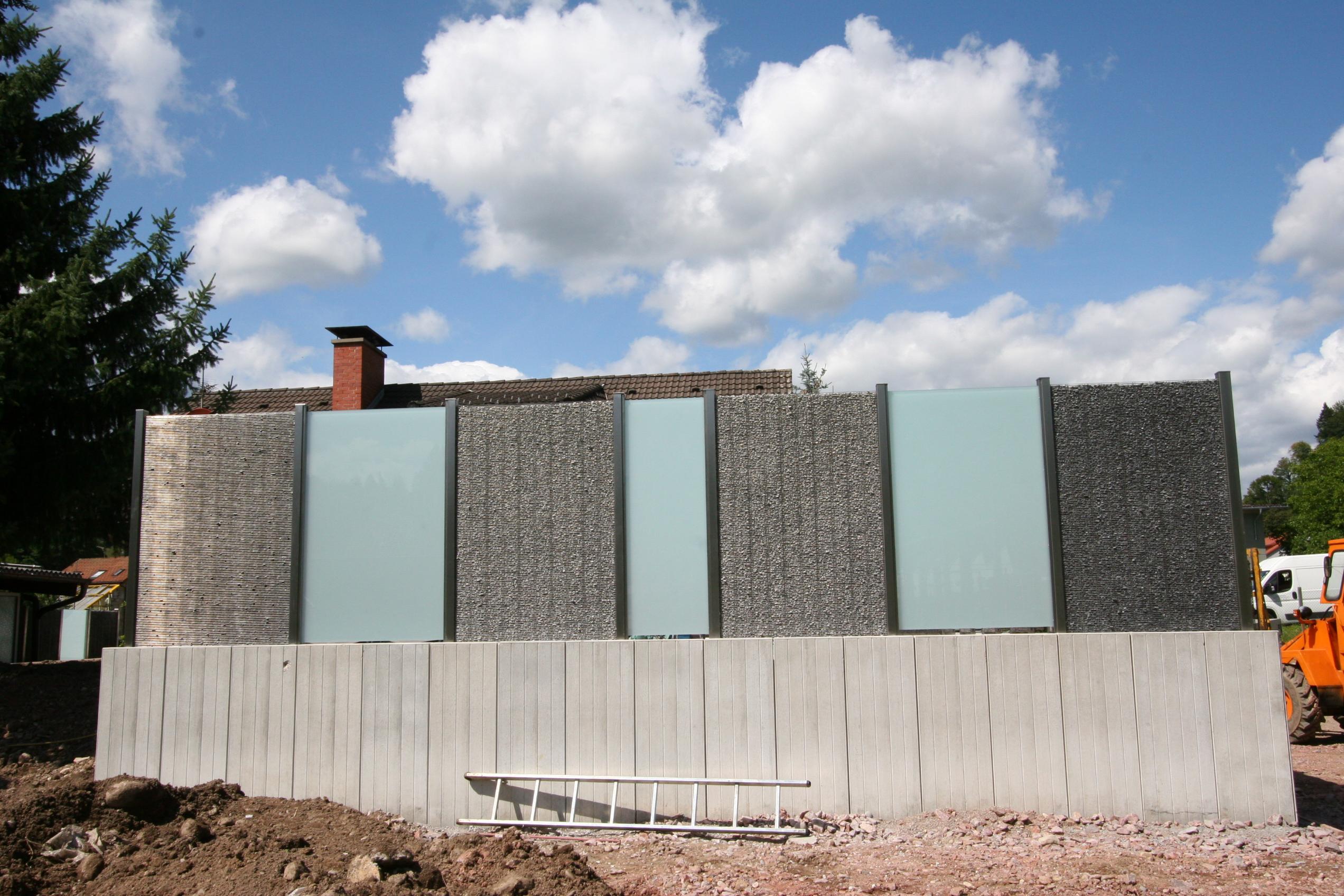Recinzioni residenziali industriali for Case moderne industriali in vendita
